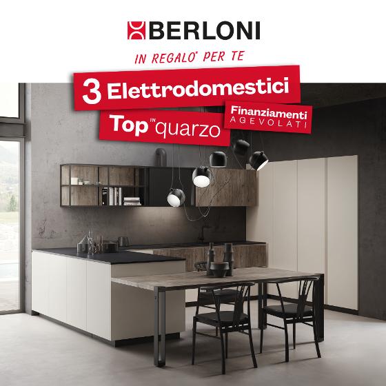 Promozione Berloni cucine