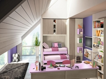 Cucine, camere da letto, boiserie, open space, living, complementi d ...